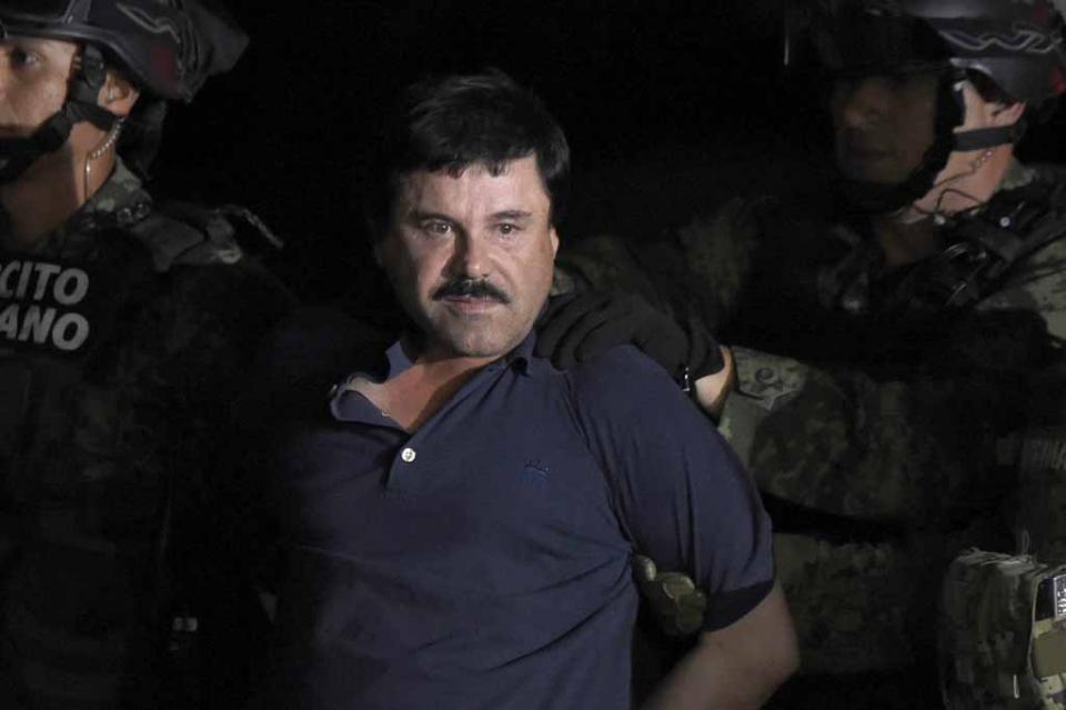Defensa del Chapo acusa a presidentes mexicanos de recibir sobornos