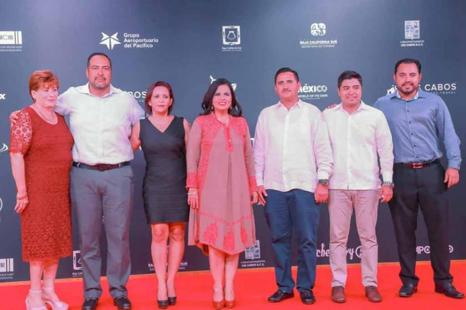 Con instalaciones seguras recibe Pabellón Cultural de la república el Festival Internacional de Cine en Los Cabos