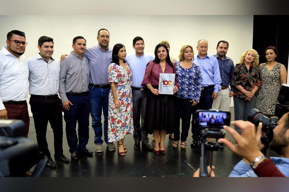 Juntos ciudadanos y gobierno hagamos historia: Castro Guzmán