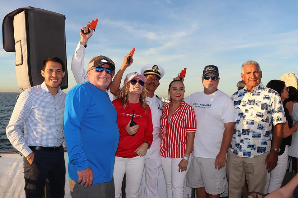 """Gobierno Municipal participa en la XX Edición del Torneo de Pesca """"Los Cabos Tuna Jackpot 2018"""""""