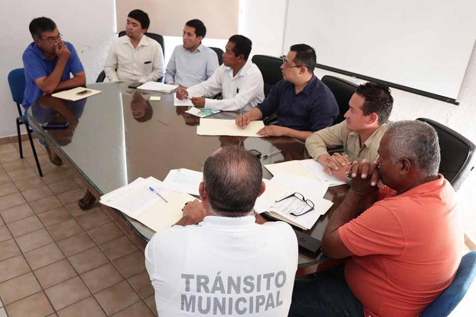 Programa de bacheo dará inicio en la delegación de Cabo San Lucas