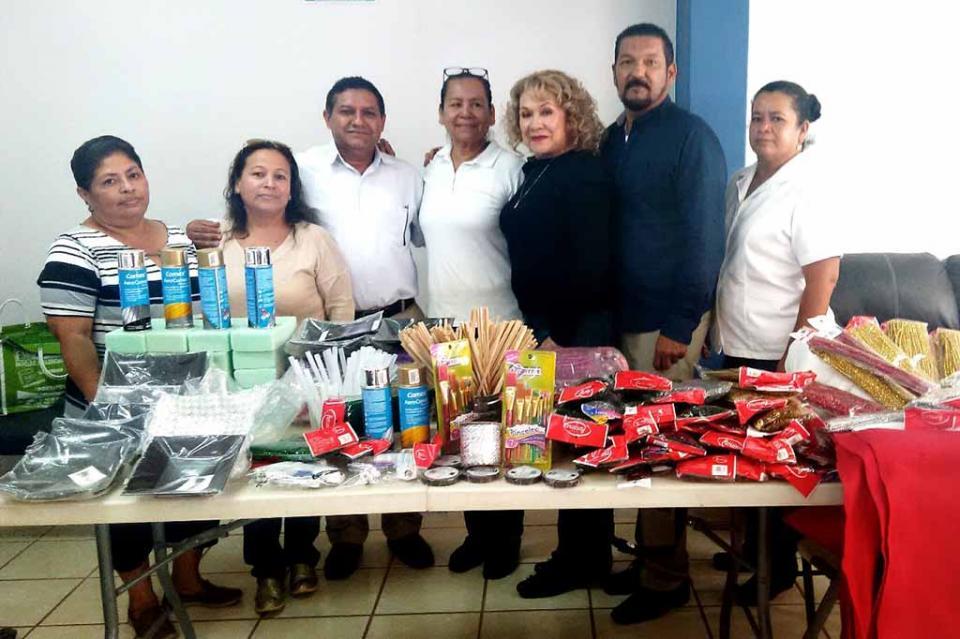 Logran gestiones a favor de  la Casa de Día en CSL