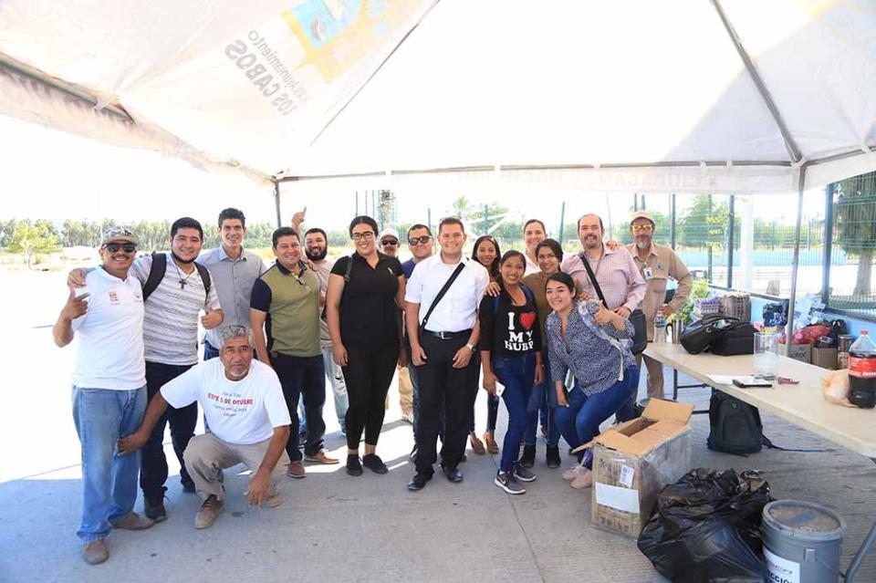 """En campaña """"Yo Reciclo"""" se reciben 1.5 toneladas de material reutilizable"""