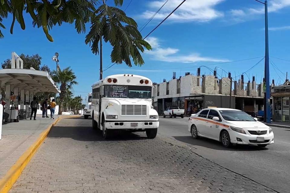 Sondeo de Opinión - Urge modernización del servicio de Transporte