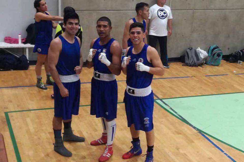 Gana Diego Moreno e Isaac Lucero en Campeonato Nacional Élite de Boxeo