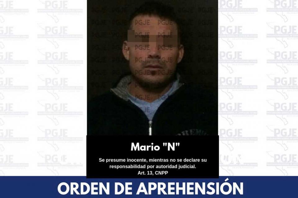 Cumplimenta PGJE orden de aprehensión por delito de robo en La Paz