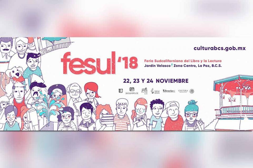 Llevará a Cabo ISC la Feria del Libro Sudcaliforniano 2018