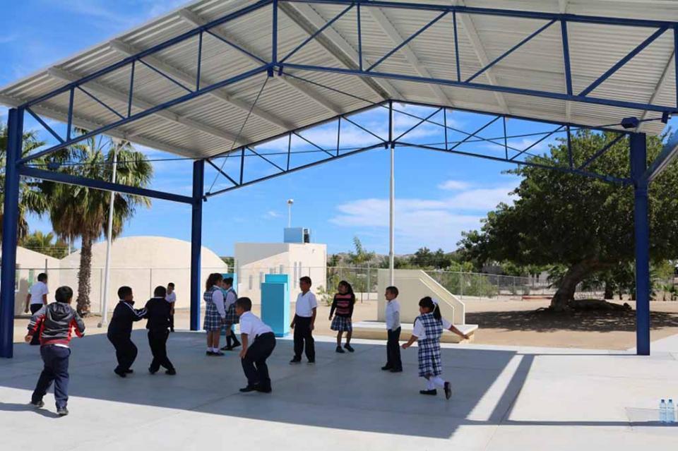 Llega programa de techumbres a las Islas Natividad y San Marcos: ISIFE