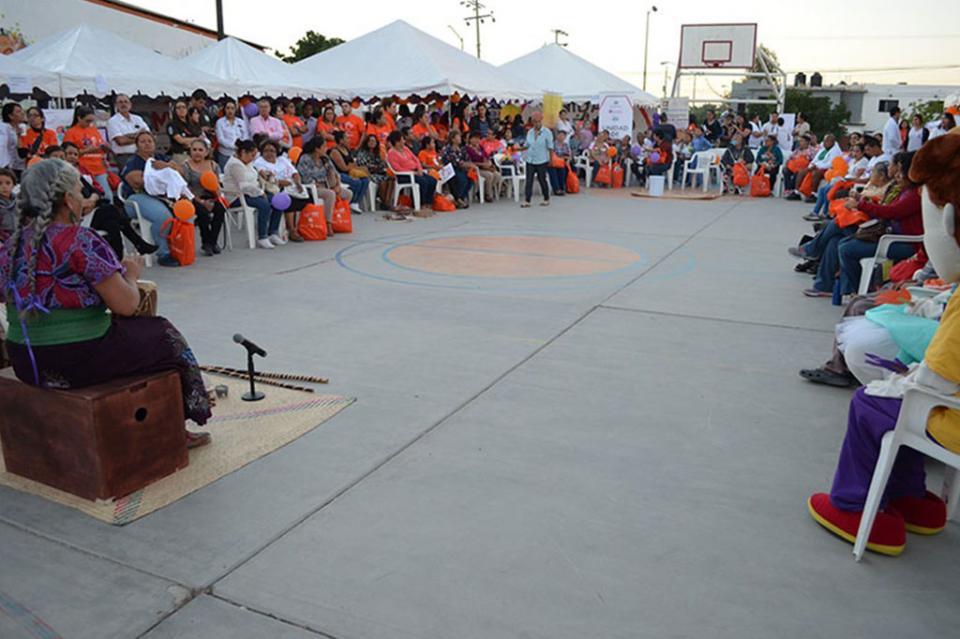 Reafirma gobierno del estado compromiso con las mujeres sudcalifornianas