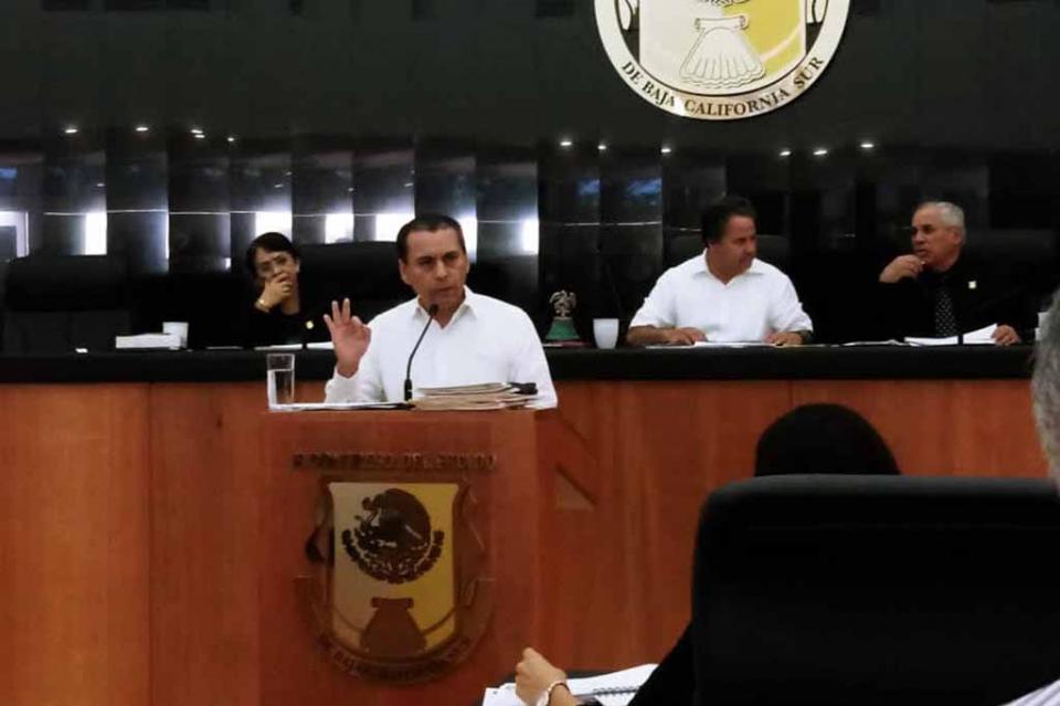 En procuración de justicia para las y los sudcalifornianos avanzamos: Daniel de La Rosa Anaya