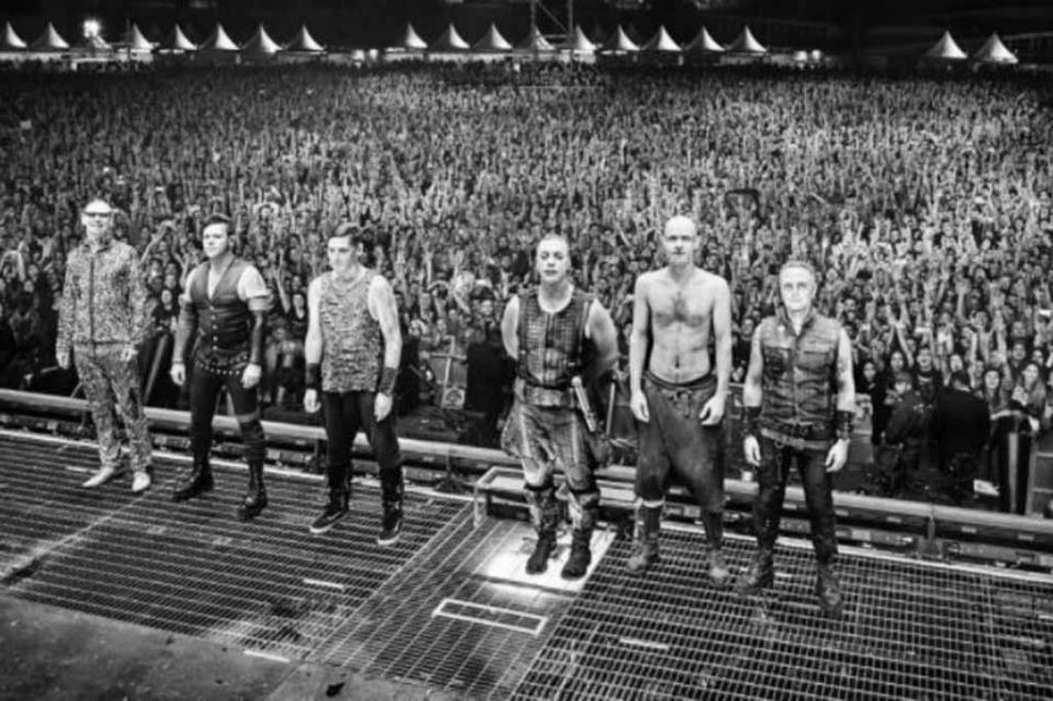 Rammstein celebrará Año Nuevo con conciertos en Puerto Vallarta