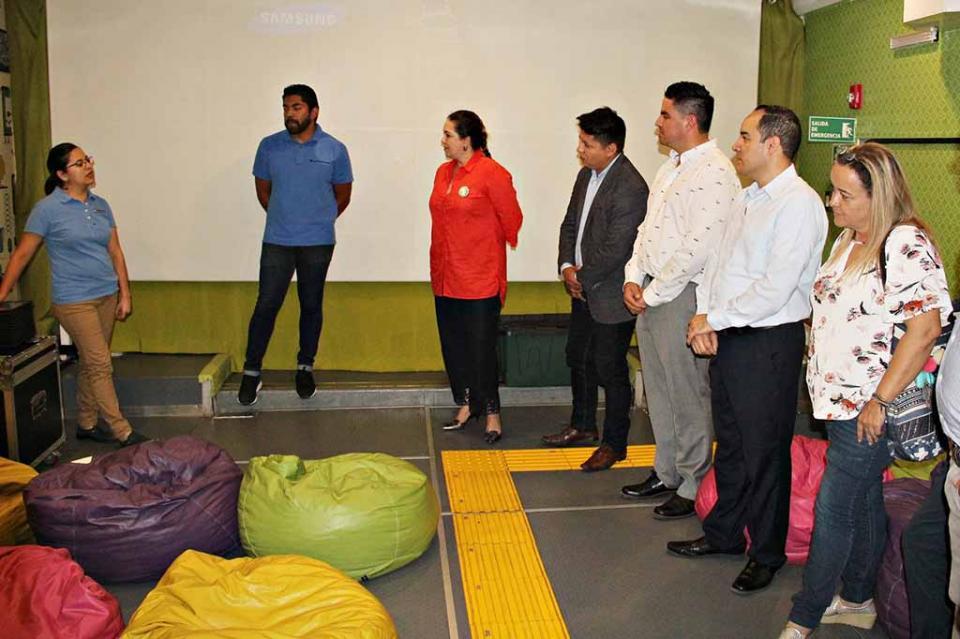 Inicia actividades de Cine Transformer en el municipio de La Paz