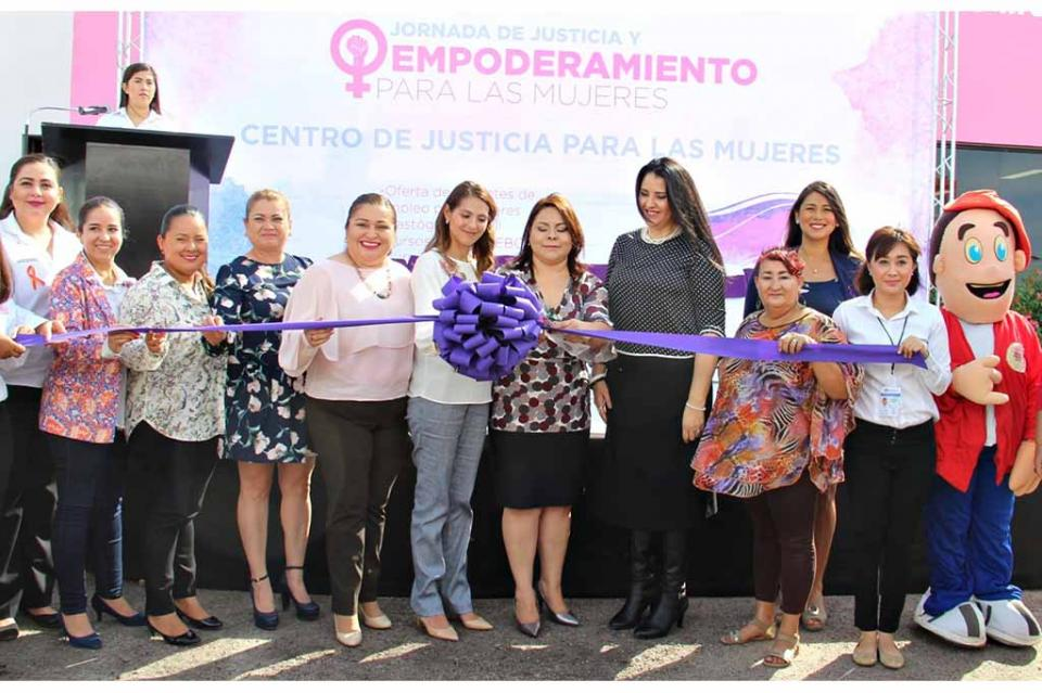 Reafirma SEDIF compromiso a eliminar la Violencia de Género