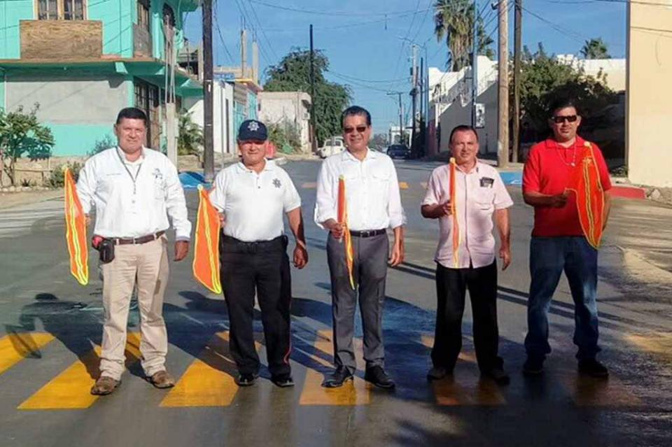 Trabaja gobierno del estado por mejores vialidades en los municipios