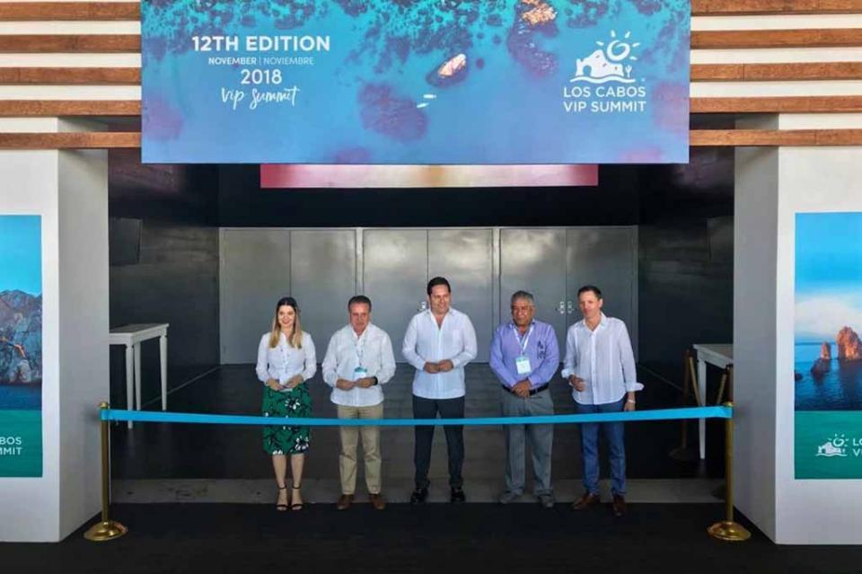 Los Cabos se fortalece como destino turístico a nivel Internacional: SETUES