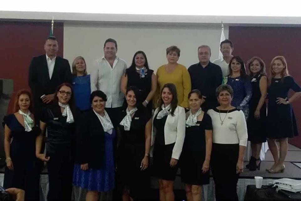 Liderazgo de mujeres, fundamental para el desarrollo de BCS