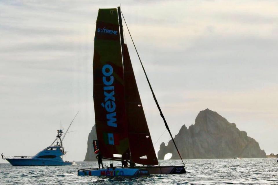 """Exitoso inicio de """"Extreme Sailing Series"""" en Los Cabos"""
