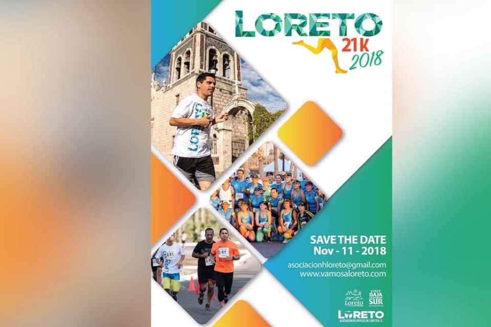 Este fin semana se realizará el  Maratón Loreto 21K 2018