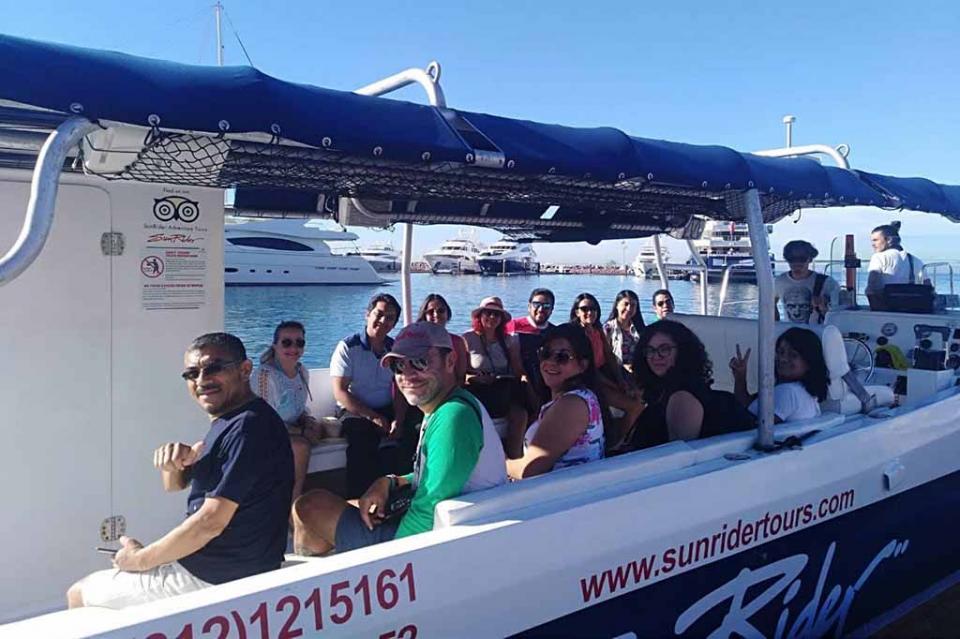Se fortalece promoción turística de La Paz en Mercado Nacional