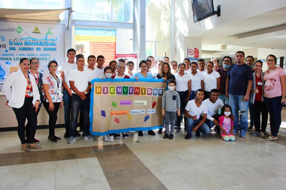 Salud y Seguridad Pública fortalecen donación sangre en beneficio de niños con cáncer