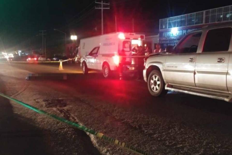 Muere una persona atropellada en La Paz