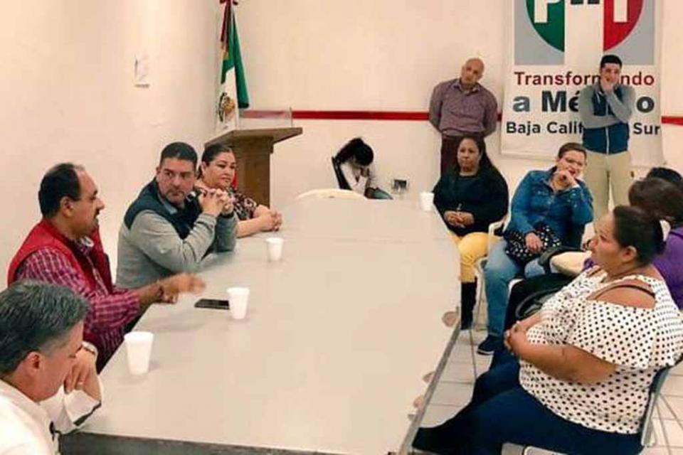 Ausente la Dirigencia Estatal del PRI: Juan Alberto Valdivia