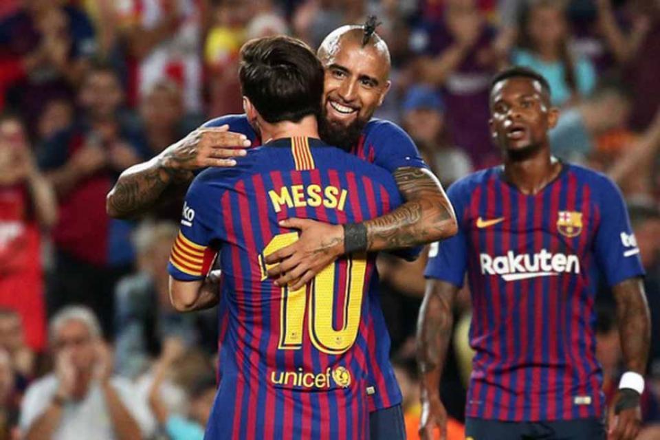 Atlético de Madrid y Barcelona disputan la cima en Liga de España