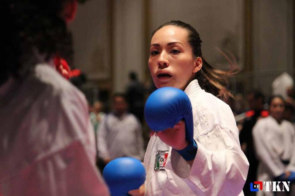 Paula Flores se va al Mundial de Karate en España