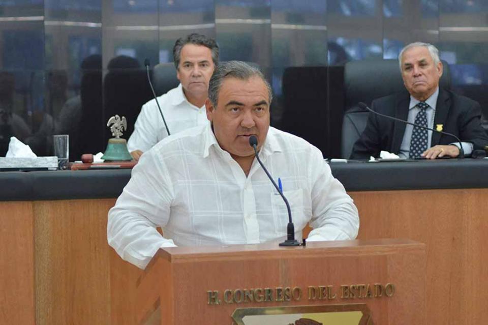 Presentan en el Congreso del Estado iniciativa de Reforma a la Ley de Hacienda Municipal