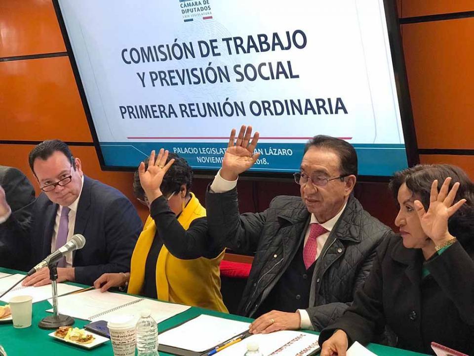 Cámara de Diputados y de Senadores deben sacar una Reforma Laboral concensada de cara a la firma comercial de México con EEUU y Canadá: González Cuevas