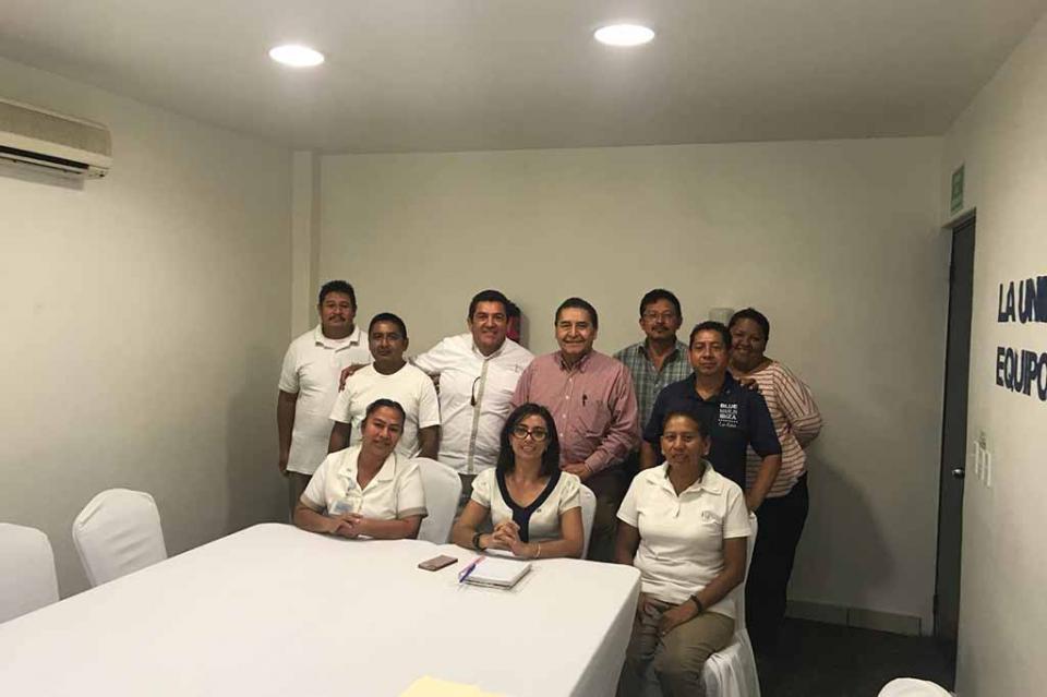 Más prestaciones para sus trabajadores, obtiene la CROC en revisión de contratos con hoteles de Los Cabos