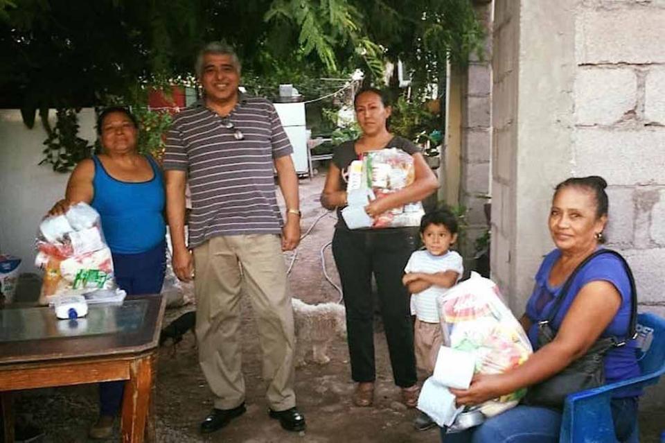 Llega la mano amiga de la CROC a Loreto con el Programa Alimentario