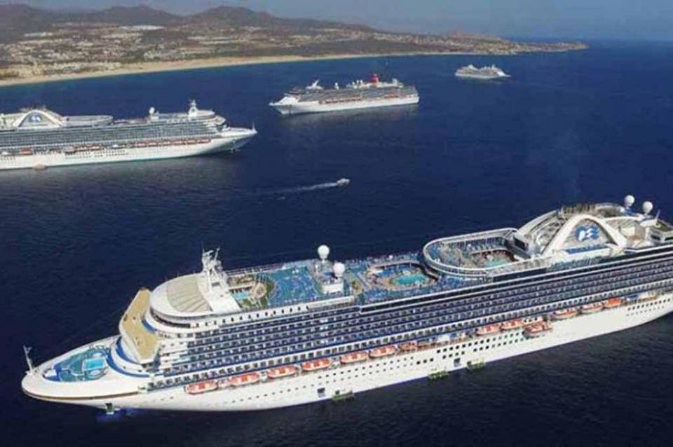 Los Cabos incrementará arribo de cruceros en 2019