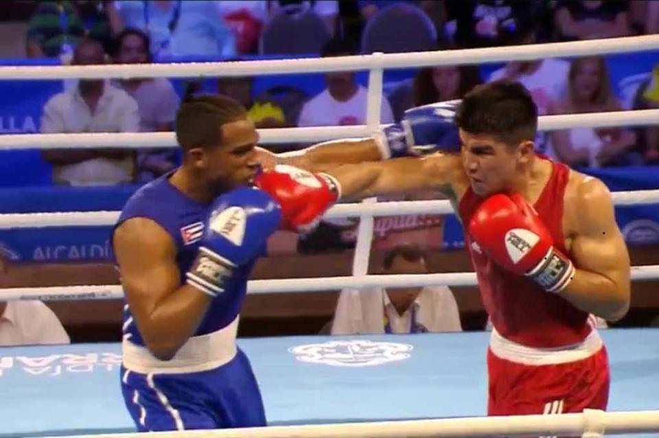 Entrenan a boxeadores para el Nacional