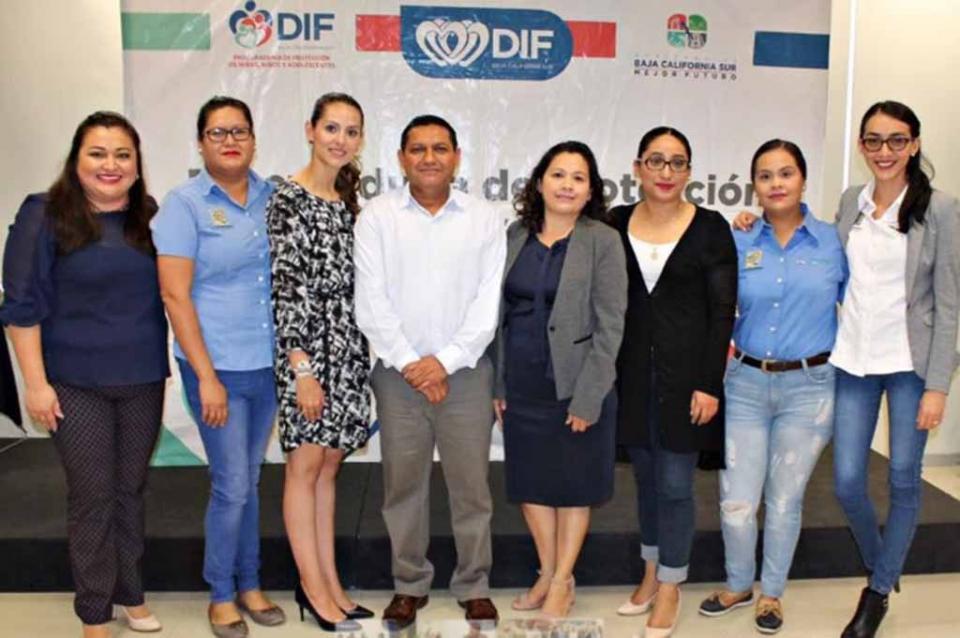 Participa DIF Los Cabos en capacitación para garantizar los derechos de los niños, niñas y adolescentes