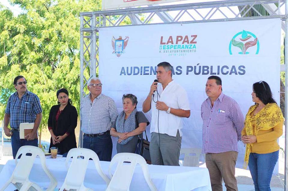 Audiencias Públicas son llevadas a la Colonia Calafia