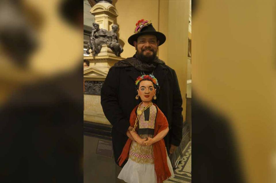 Espectáculo sobre vida y obra de Frida Kahlo debuta en Londres