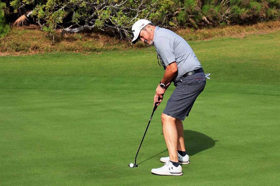 Cierra el tour estatal de Golf en Loreto
