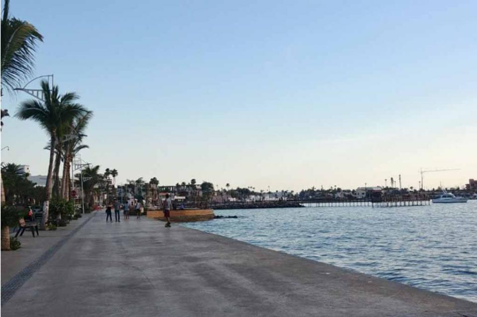 Prohíben mascotas en Malecón de La Paz