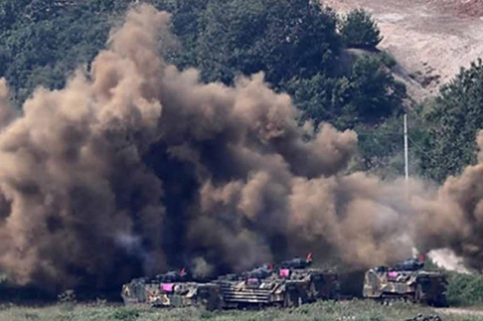 Surcorea y EUA reanudarán ejercicio conjunto de infantería de marina