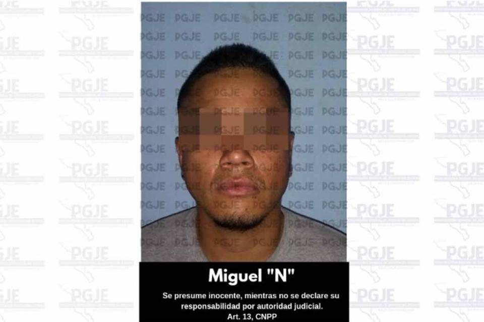 Fue detenido por la PGJE con 900 dosis de metanfetamina en CSL