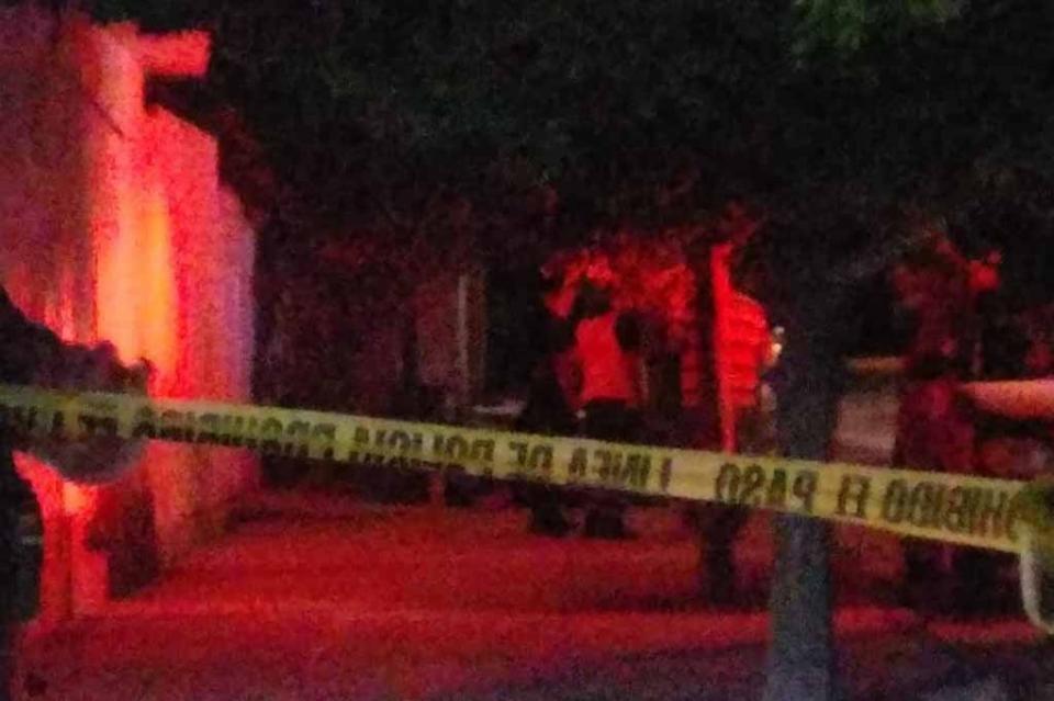 Muere una persona en calles de la colonia Los Olivos en La Paz