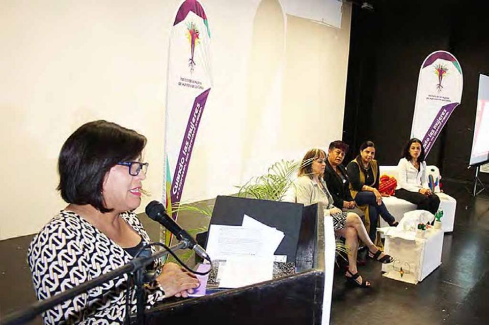 Feminicidios en su mayoría traen una historia reiterada de violencia: Lorena Cortés