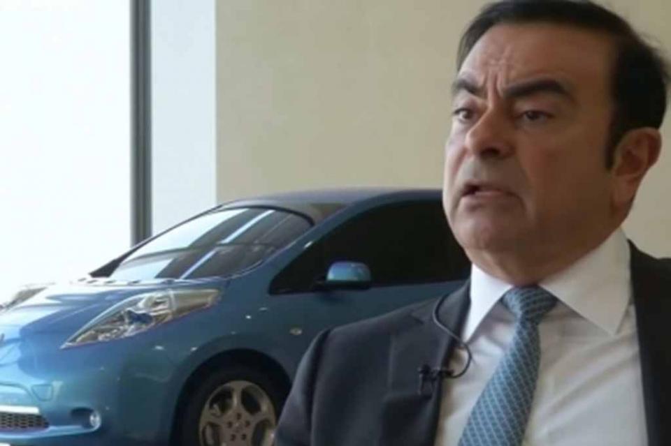 Carlos Ghosn ordenó falsificar documentos, revela investigación en Japón