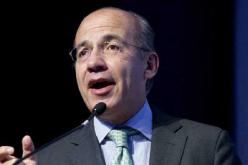 El PAN dejó de ser instrumento de participación ciudadana, dice Calderón