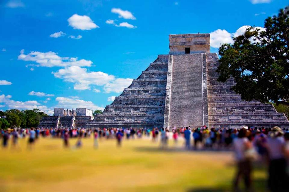 México, el país de América con más sitios Patrimonio Mundial