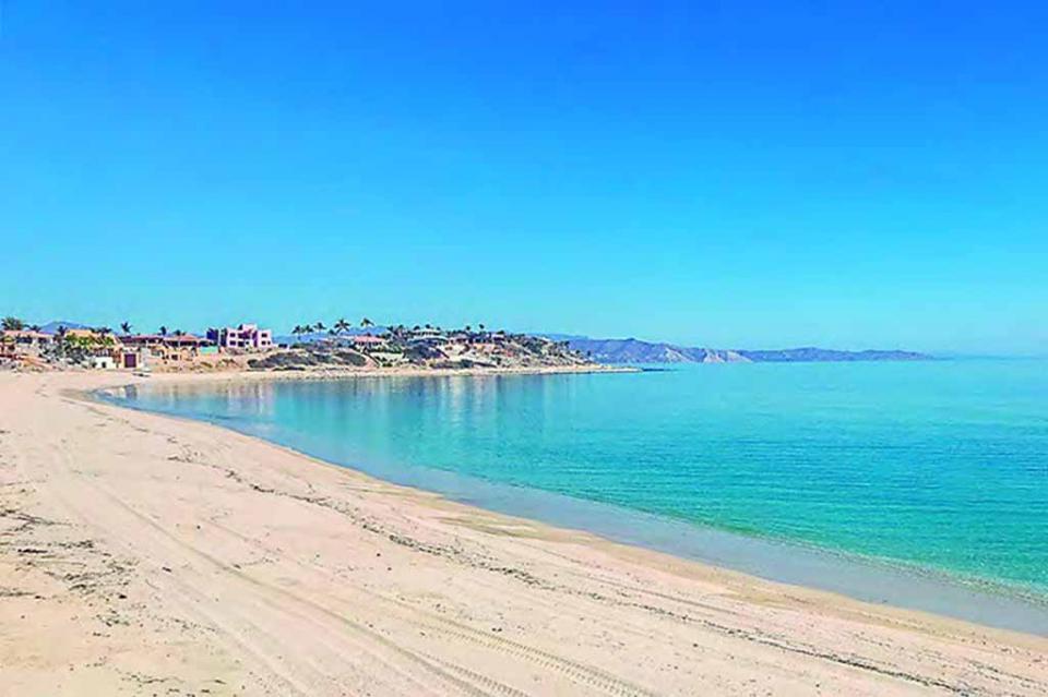 Los Cabos, líder nacional en playas con distintivo Blue Flag