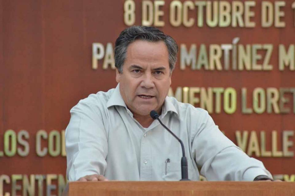 Este jueves 8 el Gobernador del Estado, Carlos Mendoza Davis entrega formalmente su Tercer Informe de Gobierno al Congreso del Estado