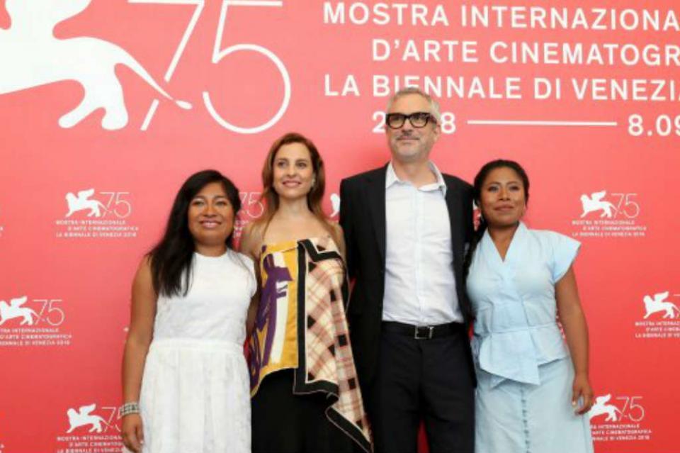 """Aspira """"Roma"""" a ser Mejor Película Latinoamericana en Premios Forqué"""