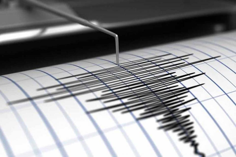 Ocurre sismo de magnitud 4.1 al sureste de Salina Cruz, Oaxaca